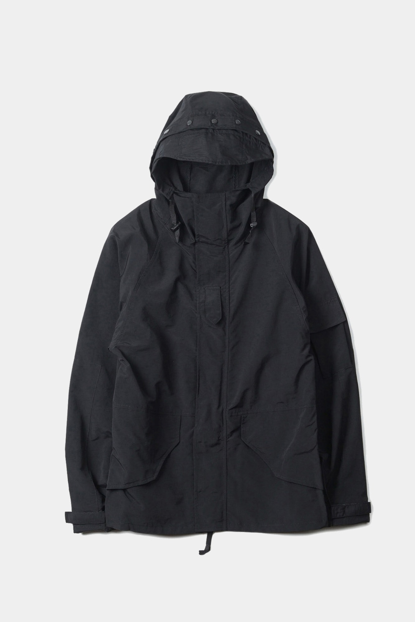 "YMCL KY US Military ECWCS Lightweight Parka ""Black"""