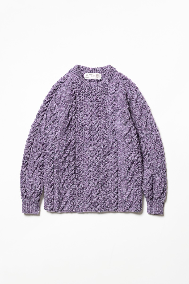"ATHENA DESIGNS Cable Knit Sweater ""Malvina"""