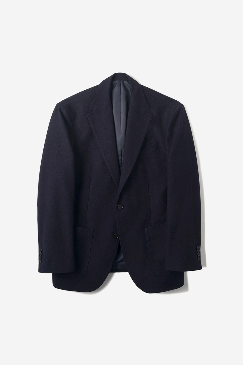 "OPD Wool 2B Single Jacket ""Navy"""