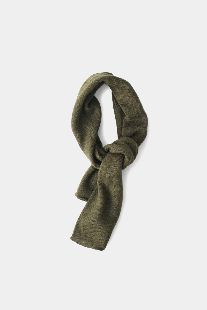 YMCL KY Deadstock US Military Wool Scarf