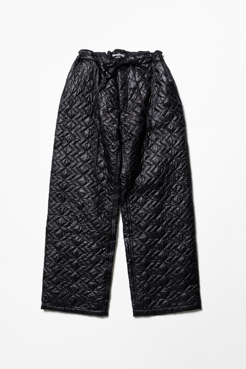 "MONITALY Too Easy Pants ""3oz Black"""