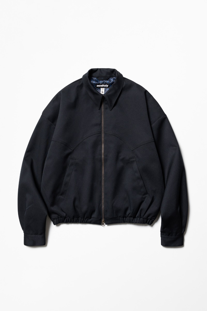 "MONITALY Western Drizzler Jacket ""Black"""