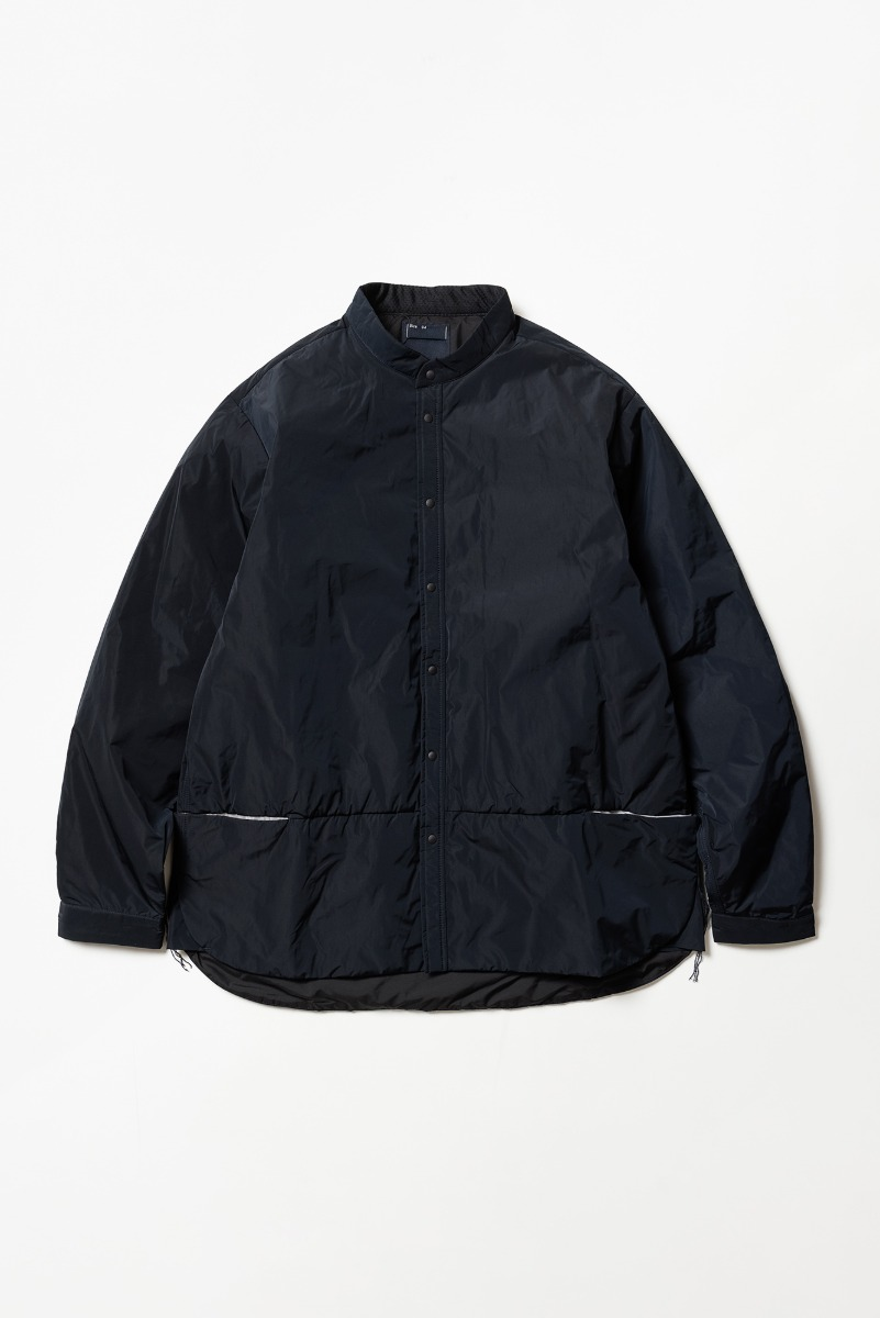 "MEANSWHILE Memory Thinsulate™ Packable SH ""Navy"""
