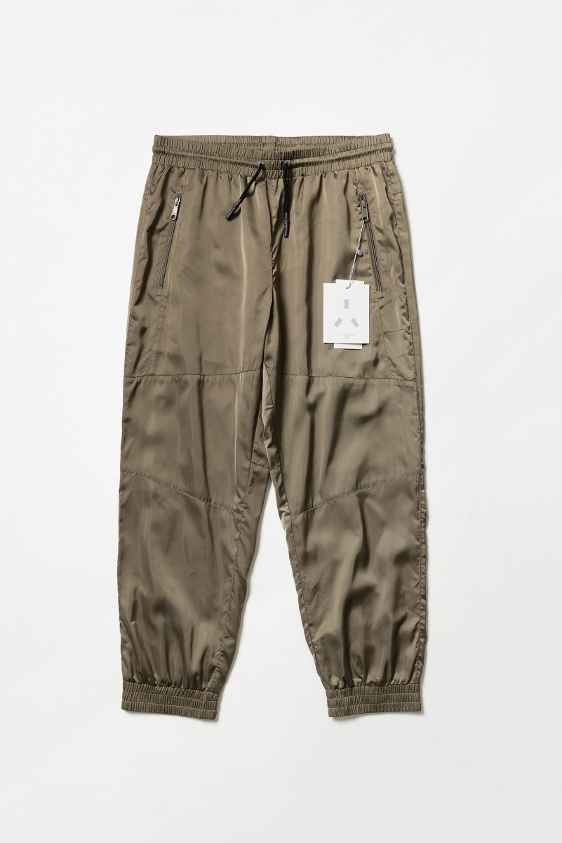 "A.A.Spectrum Shell Pants ""Dark Olive"""
