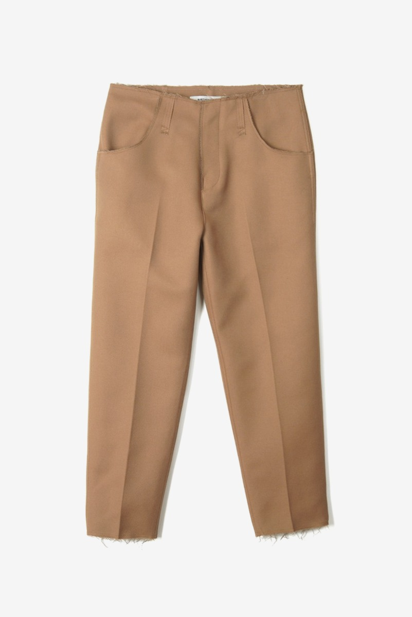 "BIRTHDAYSUIT Unfinished Trousers ""Beige"""