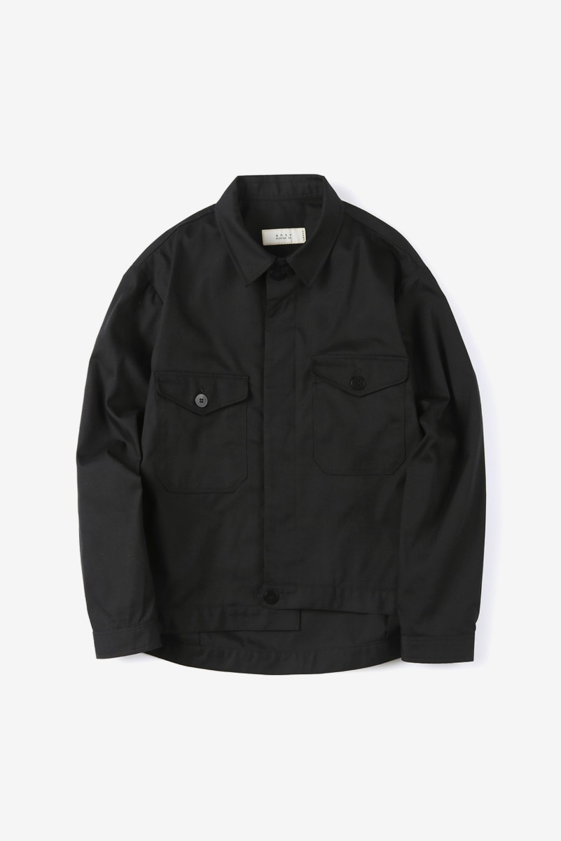 "SHIRTER Strata Jacket ""Black"""