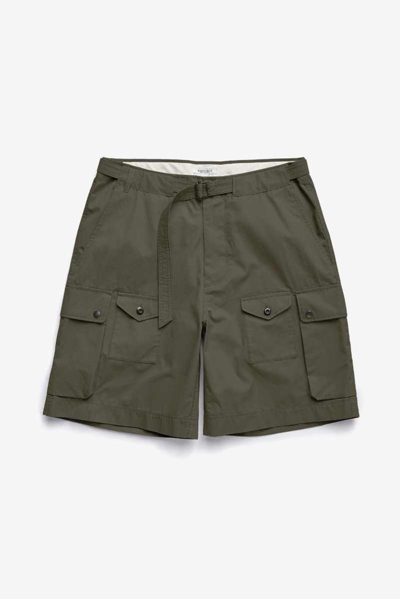 "EASTLOGUE Para Shorts ""Olive"""