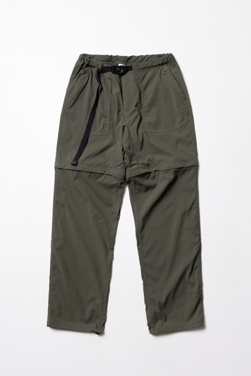 "CAYL 2way Hiking Pants ""Khaki"""