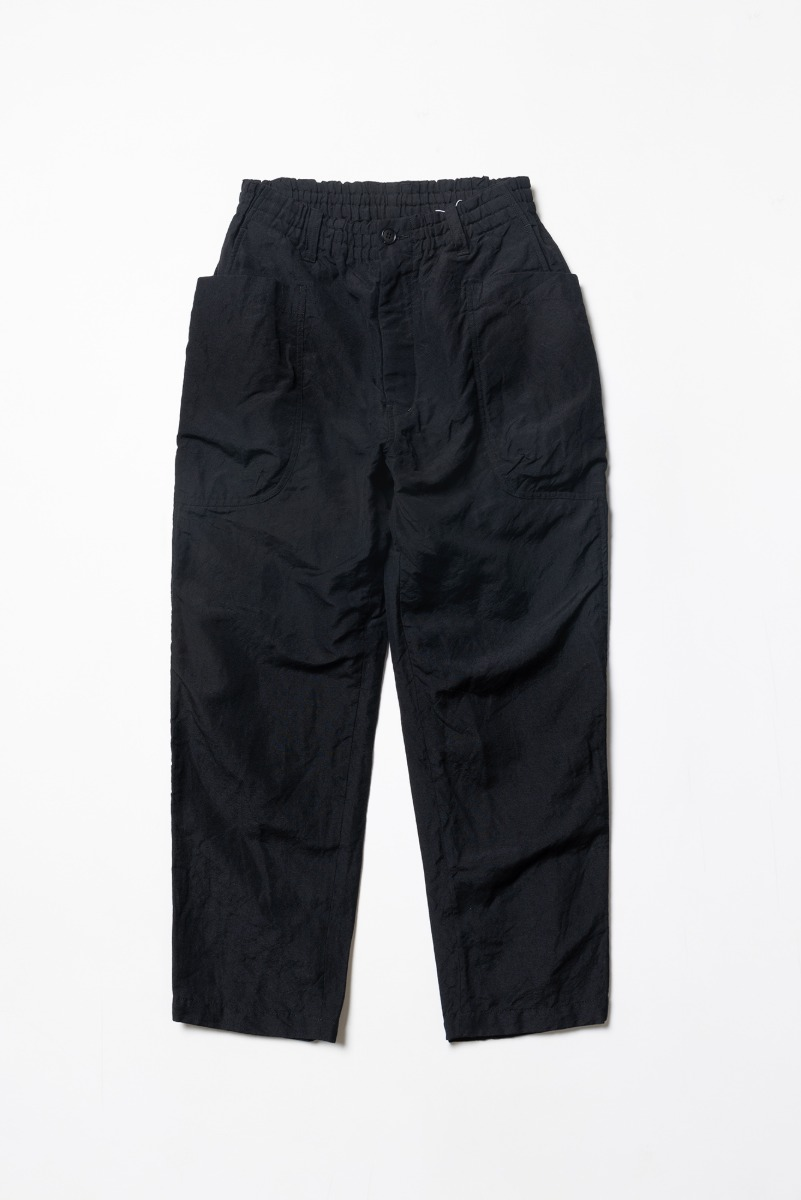 "SAGE DE CRET Work Pants ""Black"""
