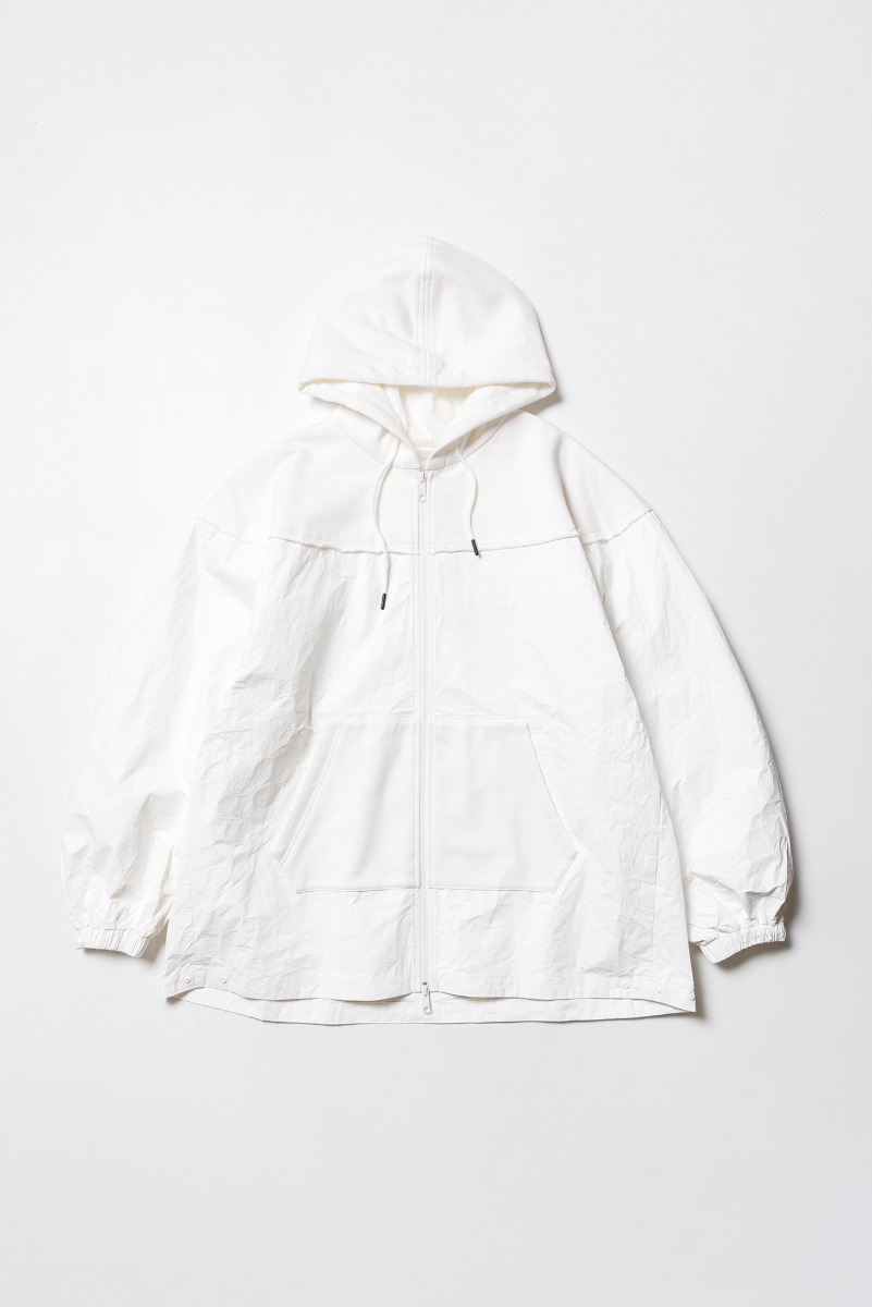 "A.A SPECTRUM Yangon Jacket ""Shell White"""