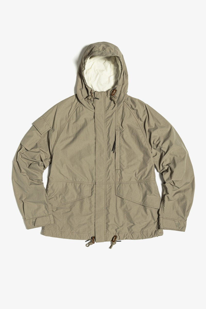 "EASTLOGUE Protective Field Parka Washer ""Beige"""