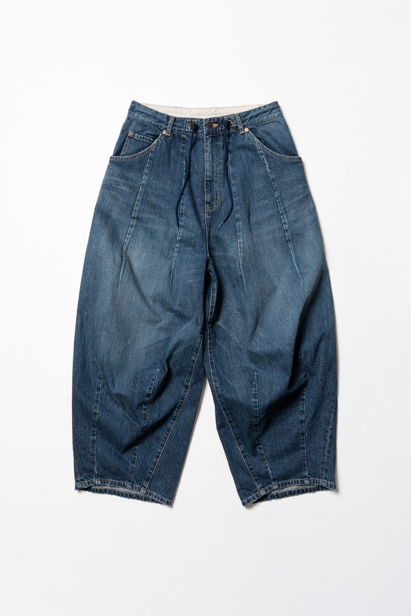 "Needles H.D. Pant Jean 12oz Denim ""Indigo"""