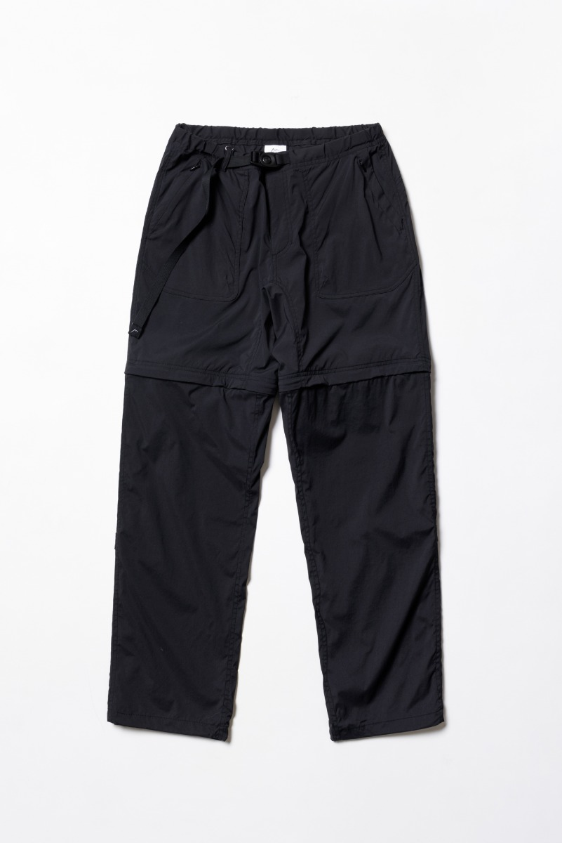 "CAYL 2way Hiking Pants ""Black"""