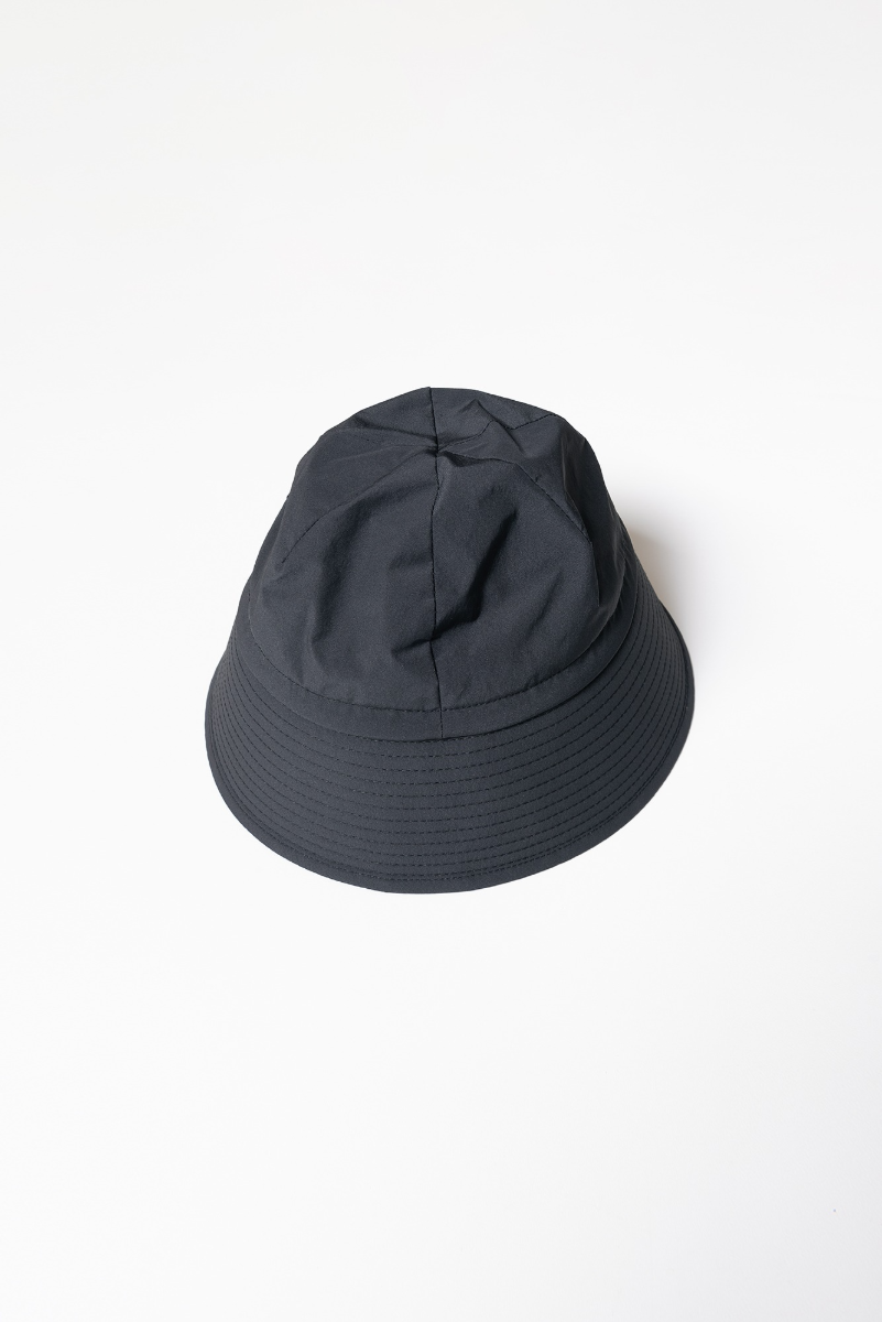 "USAGE Sailor Hat ""Ash Black"""
