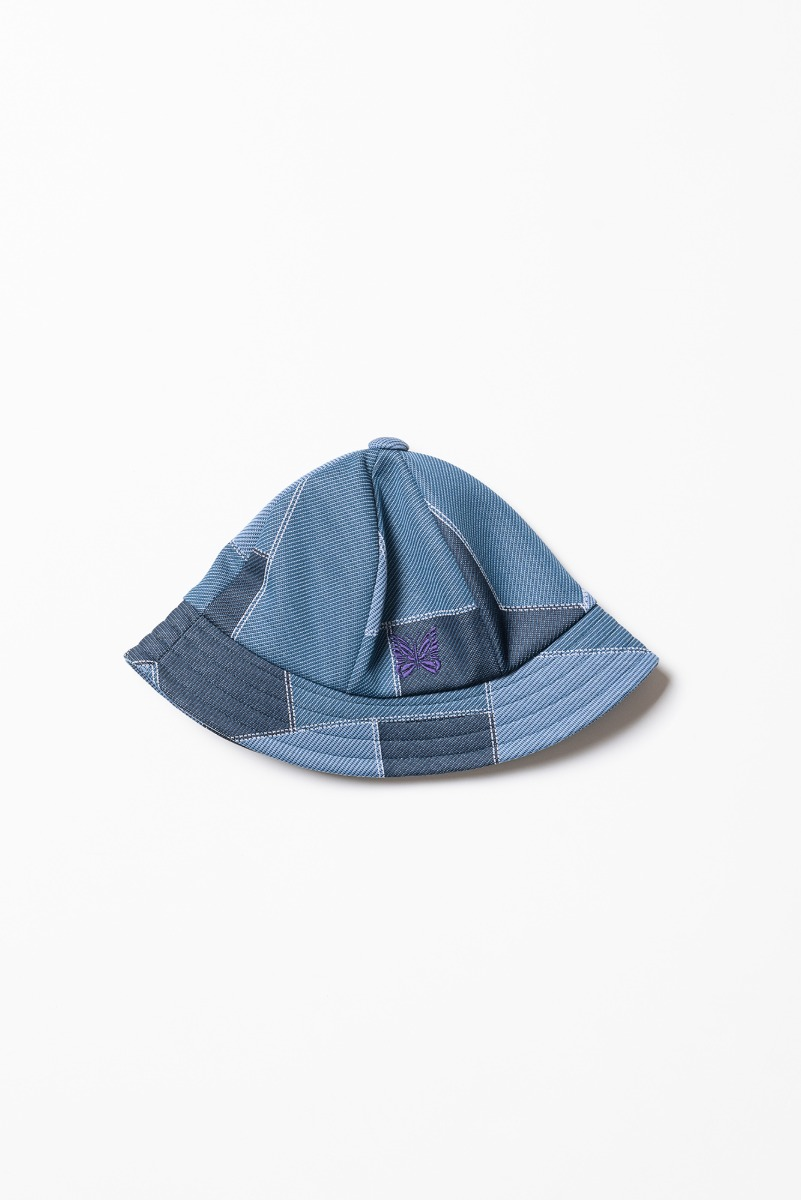 "Needles Bermuda Hat Poly Jq ""Patchwork"""