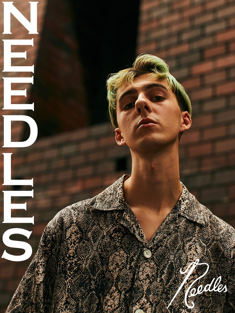 NEEDLS 21 S/S LOOKBOOK
