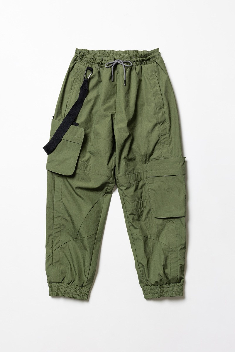 "A.A SPECTRUM Jersey Pants ""Kapok Green"""