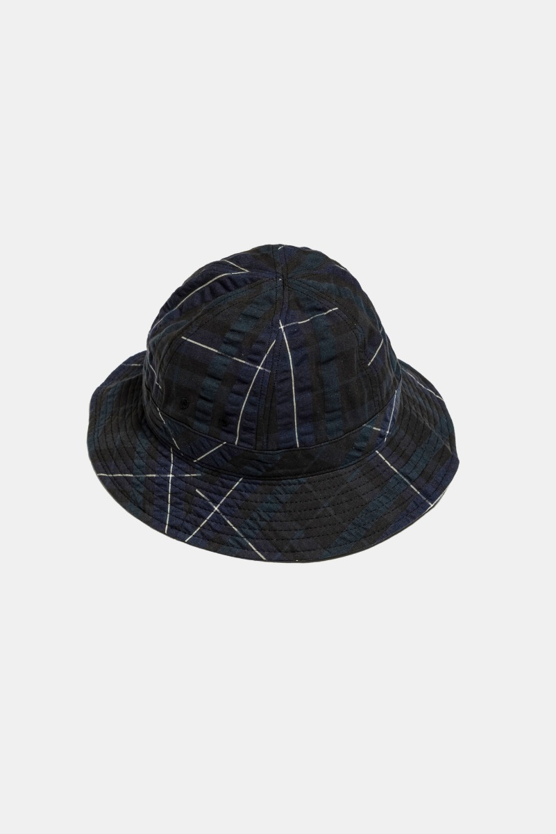 "EASTLOGUE Bucket  Hat ""Black Watch Tartan"""