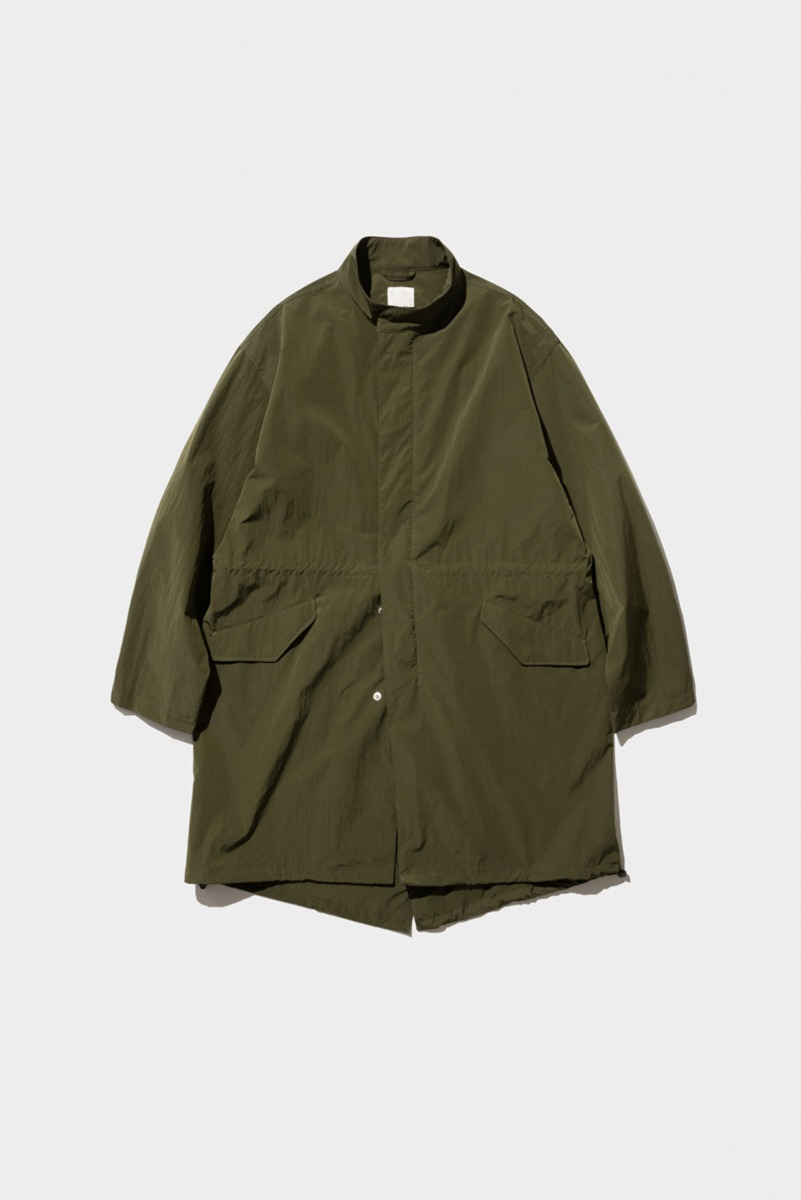 "Noclé Relax Weather Parka ""Khaki"""