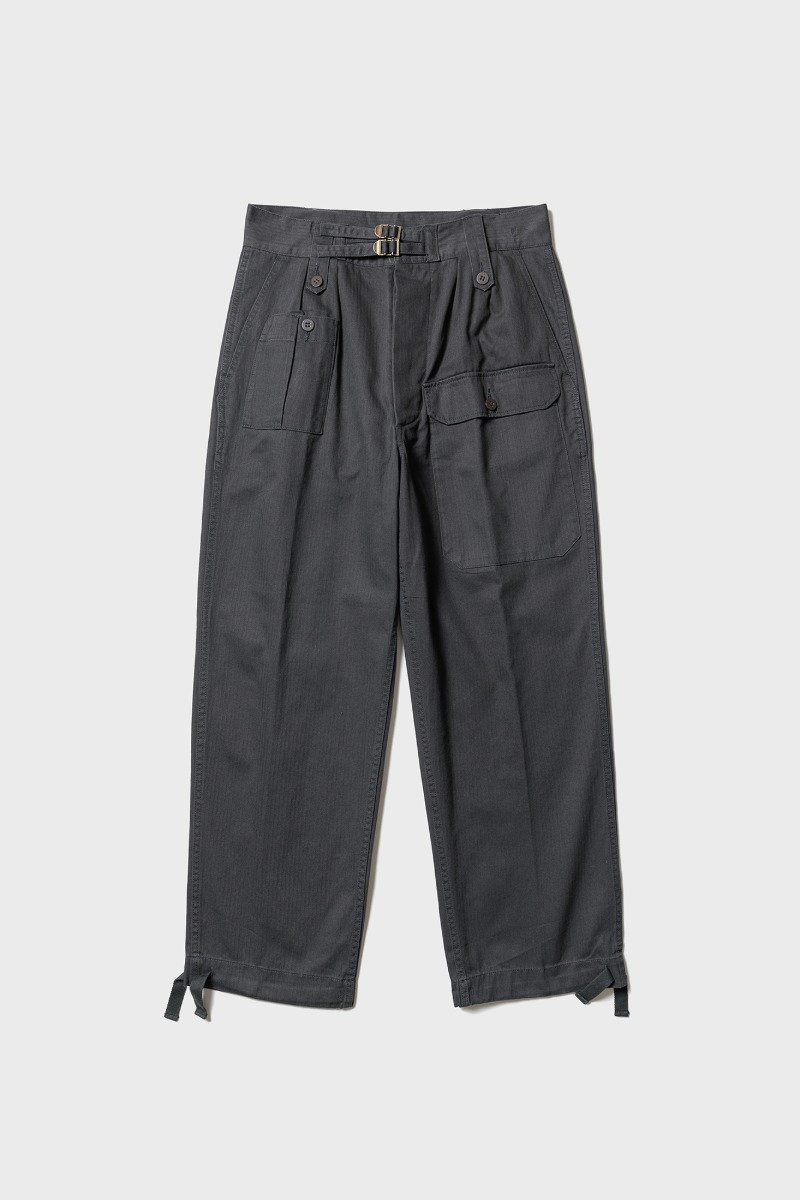 YMCL KY UK Jungle Fatigue Pants - Charcoal