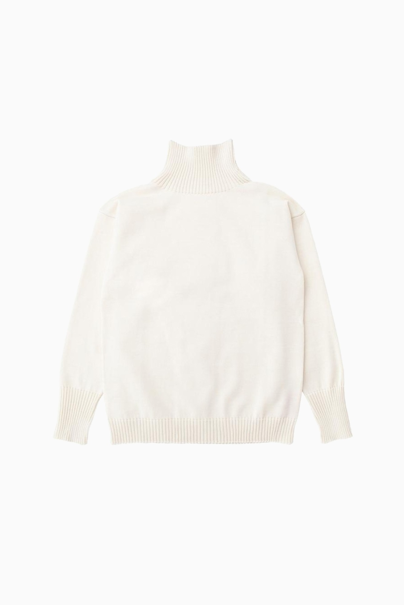 "ANDERSEN-ANDERSEN Seaman Turtleneck ""Off-White"""