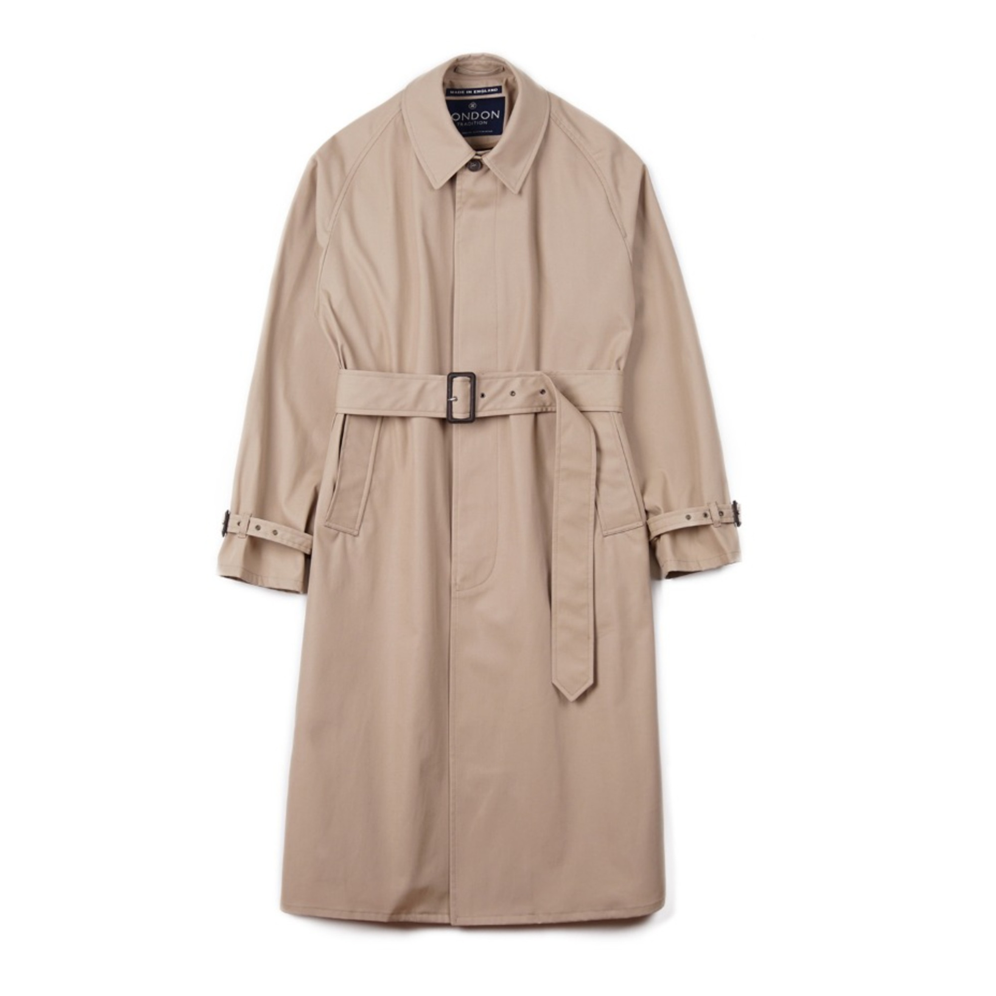 LONDON TRADITION Single Trench Coat