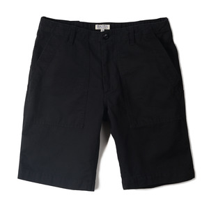 "BANTS GTB Cotton Fatigue Shorts ""Black"""