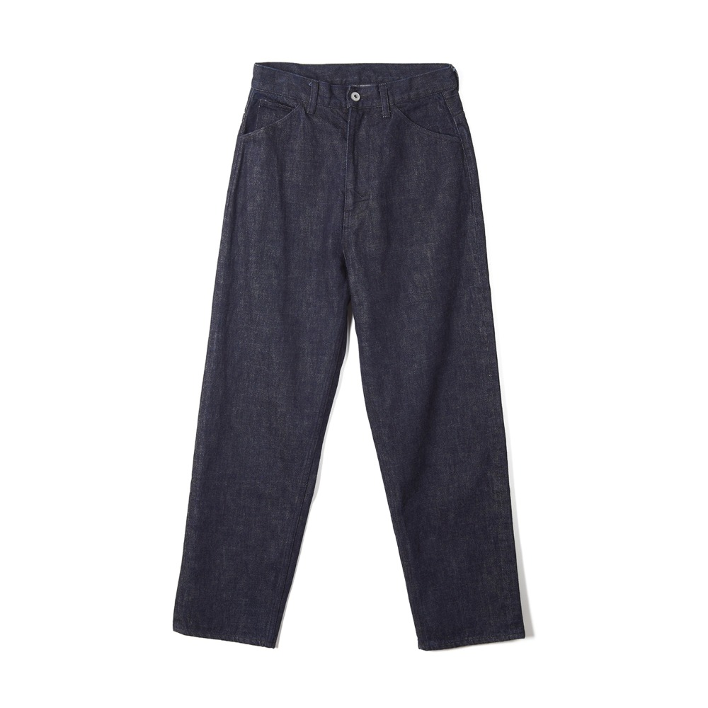 "BRASS BAND Standard Denim Pants ""Indigo O.W"""