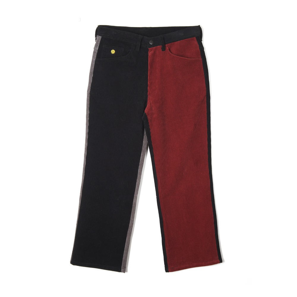 "LOCALS ONLY Corduroy Pants ""Crazy"""