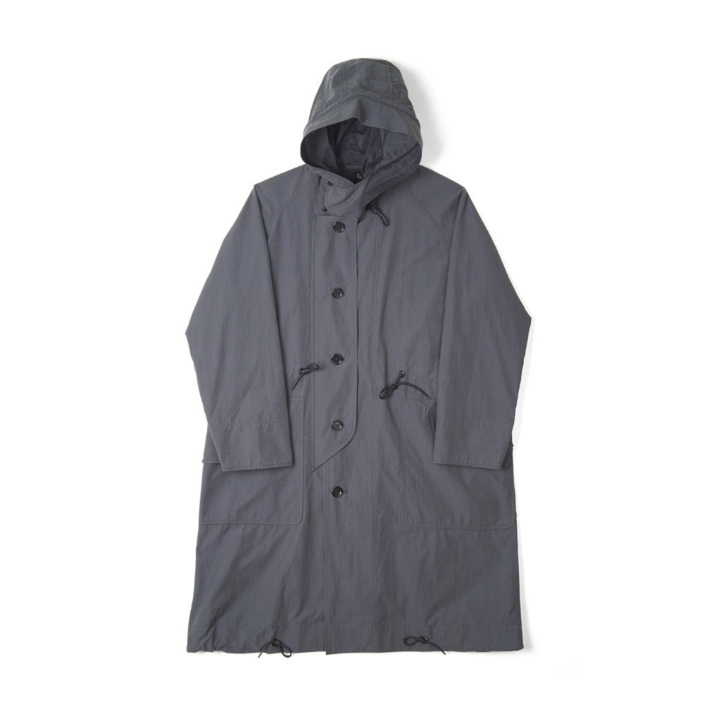 "KAPTAIN SUNSHINE All Weather Coat ""Charcoal Grey"""