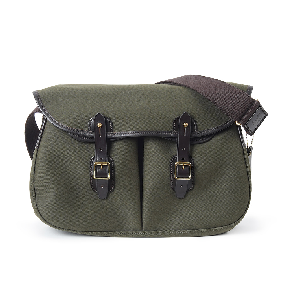 "BRADY BAGS Large ARIEL TROUT Fishing Bag ""D.Olive"""