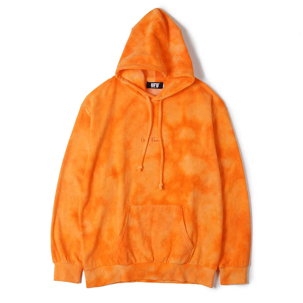 "USED FUTURE Juicy Hoodie ""Orange"""