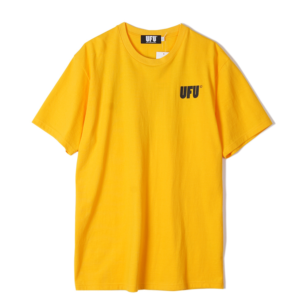 "USED FUTURE AD T-Shirt ""Yellow"""