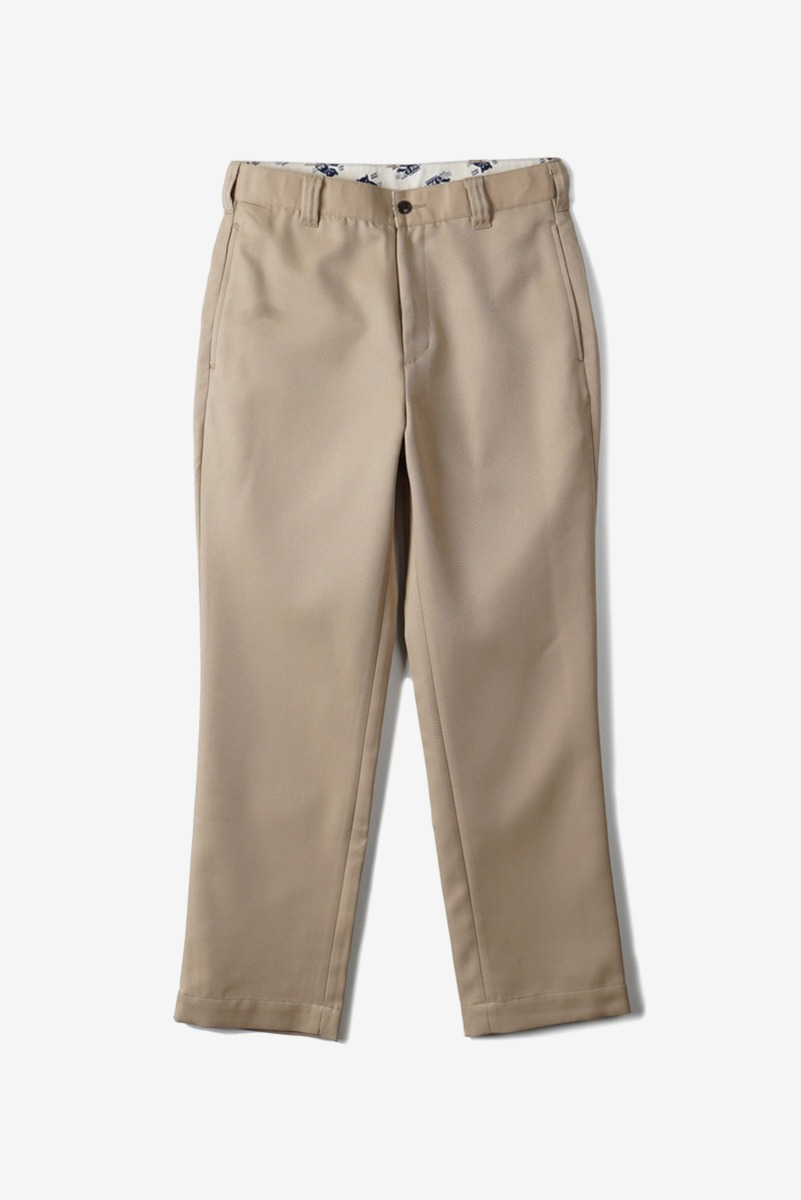 "CAT'S PAW CP41740 Smotth Dry Trouser ""Beige"""