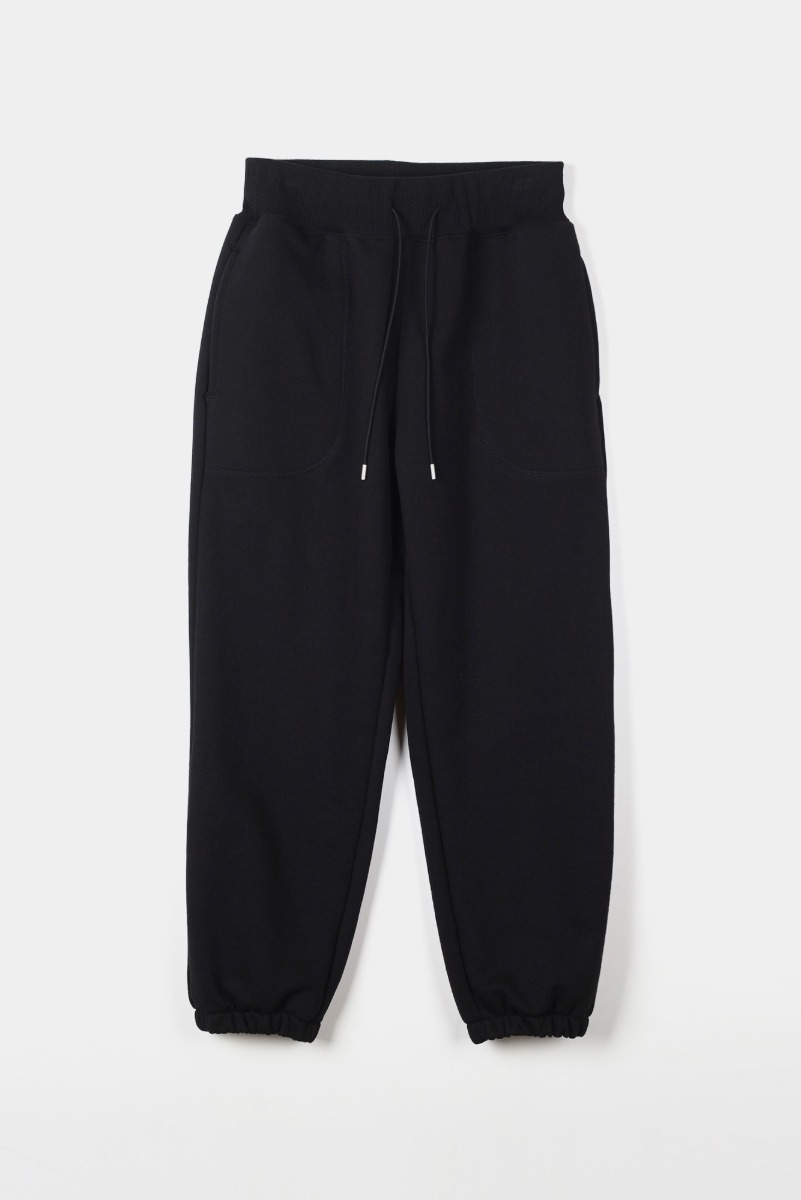 "OOPARTS Cover Stitch Lounge Pants ""Black"""