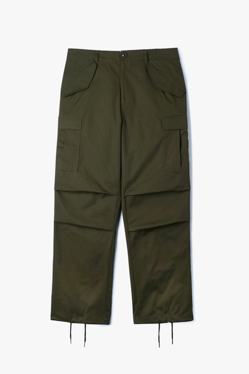 "BANTS VHS Cotton Twill M65 Field Pants ""Olive"""