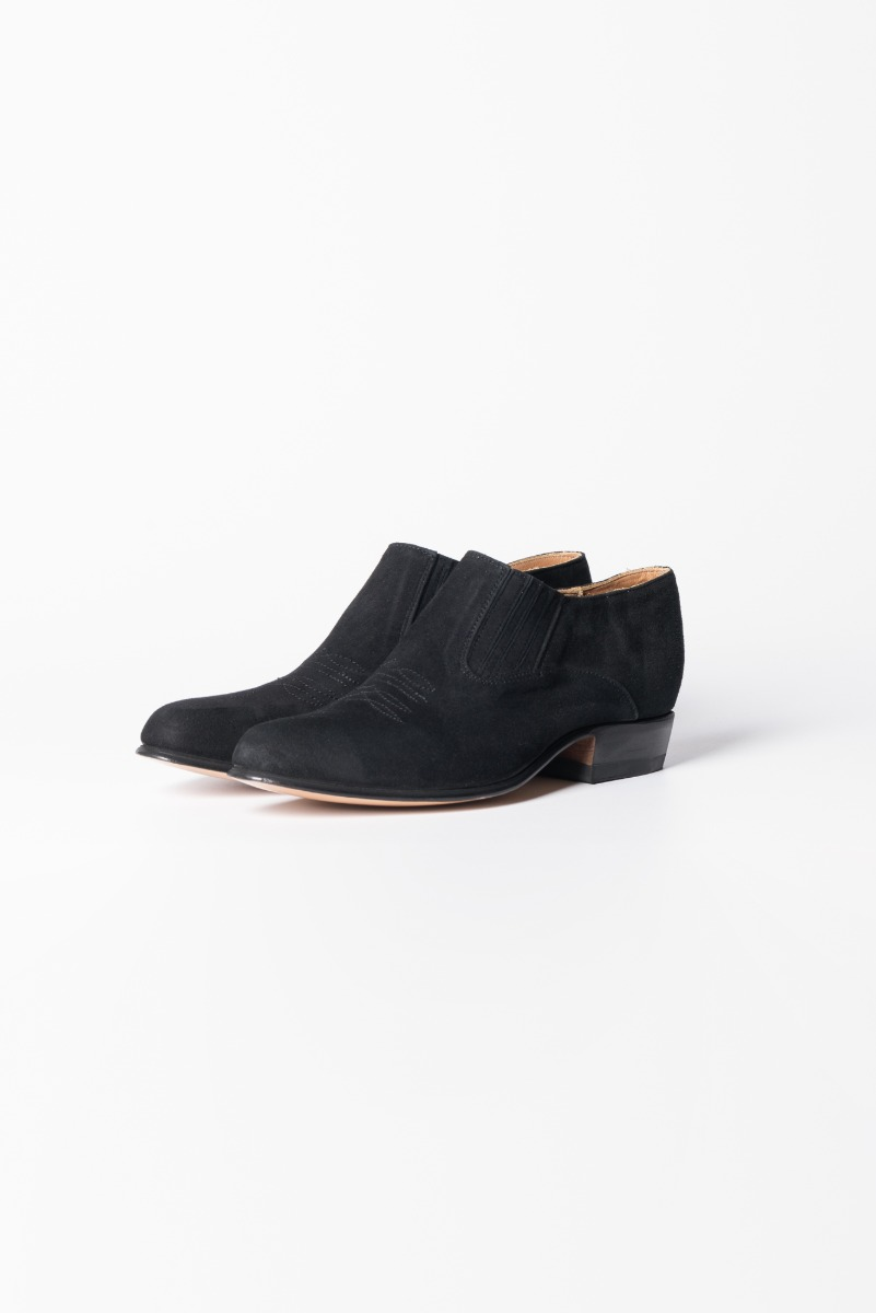 "CHAMULA Men's Choclo (With Toe Bug) ""Ante Negro"""